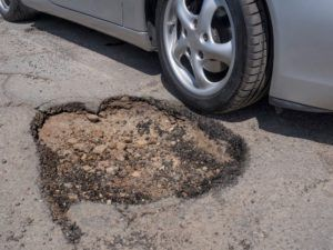 Life of a Pothole