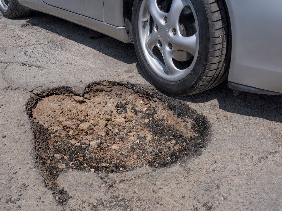 Life of a Pothole