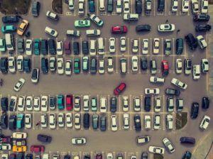Creative Parking Lots